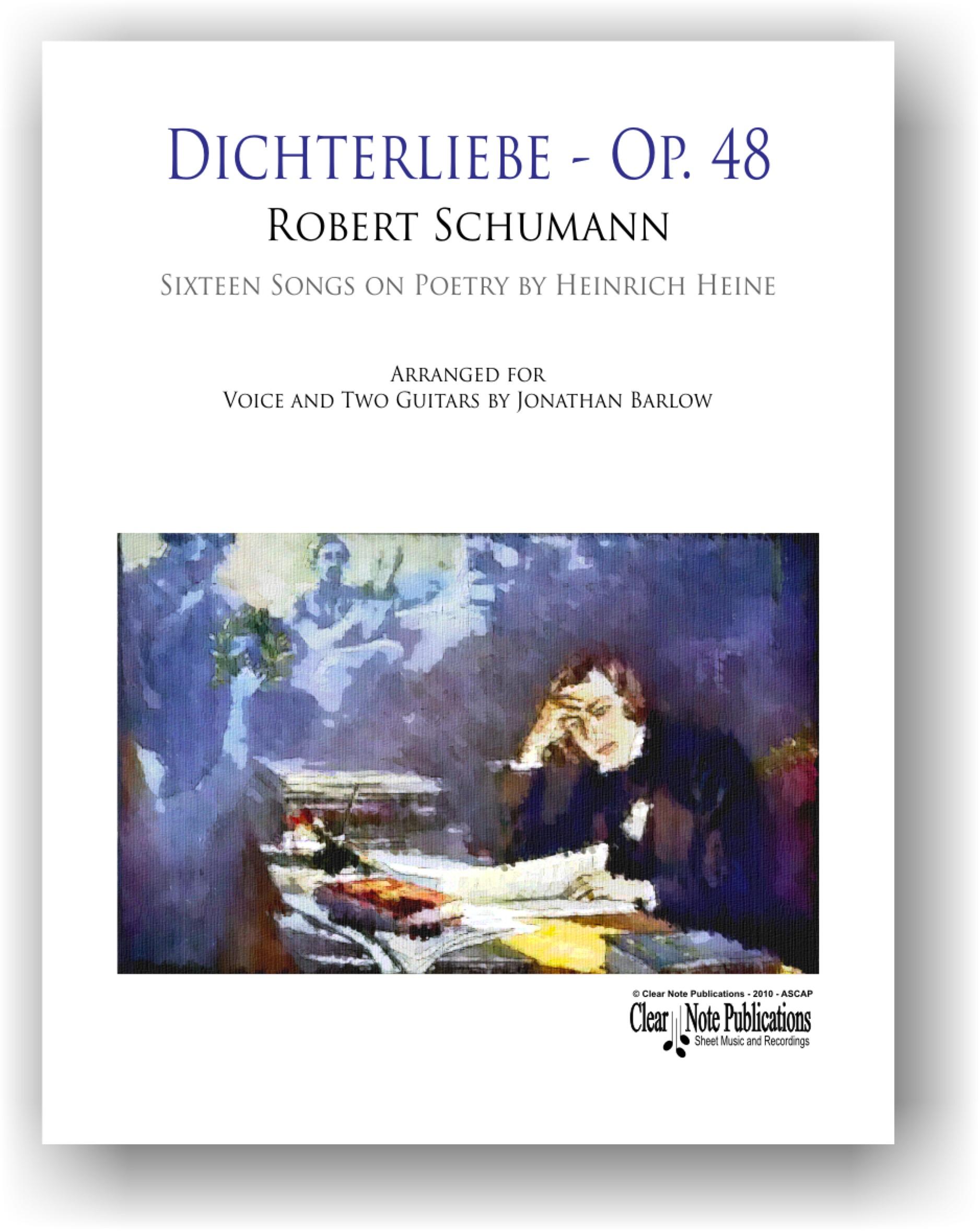 Dichterliebe, Op. 48