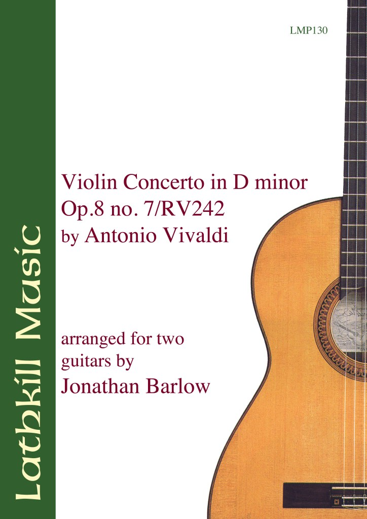 Violin Concerto No. 7 in D Minor (RV 242)